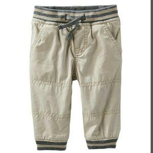 Oshkosh baby boy fleece lined pants